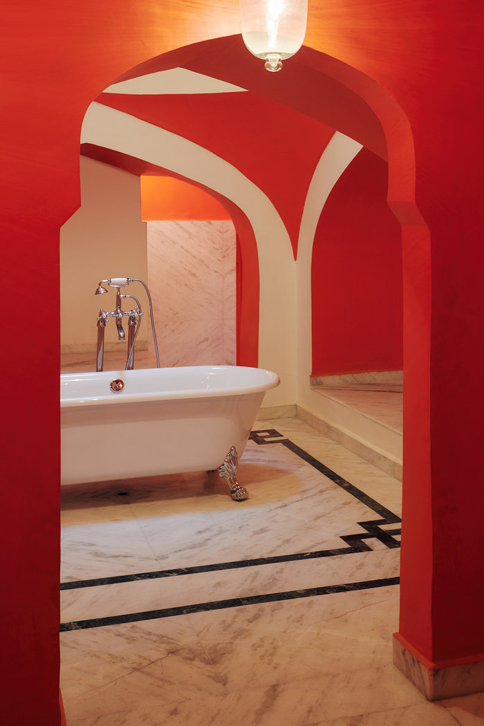 Σουίτα στο παλάτι της βασιλικής οικογένειας του Τζαϊπούρ στο Airbnb - εικόνα 2