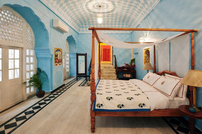 Σουίτα στο παλάτι της βασιλικής οικογένειας του Τζαϊπούρ στο Airbnb - εικόνα 4