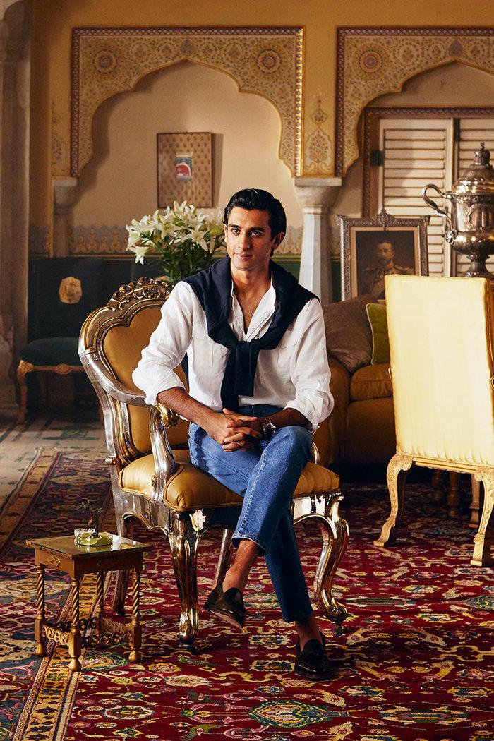 Σουίτα στο παλάτι της βασιλικής οικογένειας του Τζαϊπούρ στο Airbnb - εικόνα 5