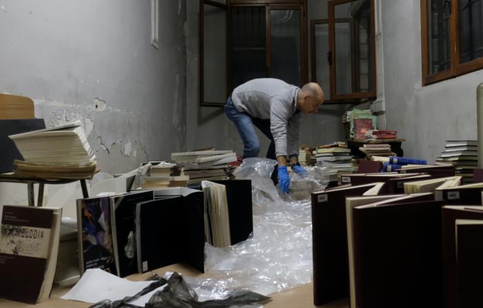 Η εντυπωσιακή διάσωση σπάνιων κειμηλίων στη Βενετία (εικόνες) - εικόνα 2