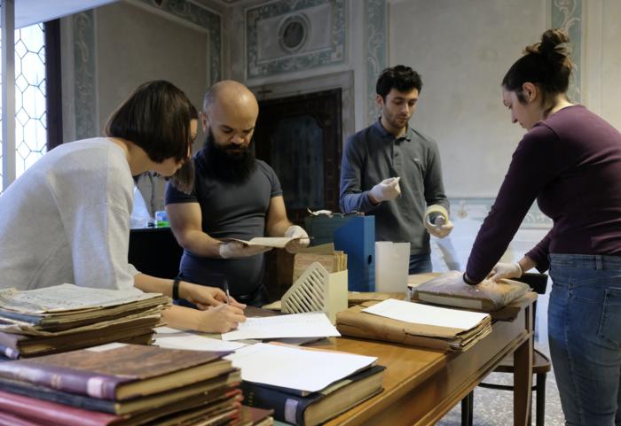 Η εντυπωσιακή διάσωση σπάνιων κειμηλίων στη Βενετία (εικόνες) - εικόνα 5