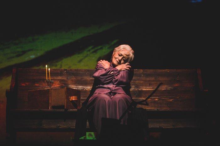 Ρόουζ: Η συγκλονιστική ερμηνεία της Δέσποινας Μπεμπεδέλη