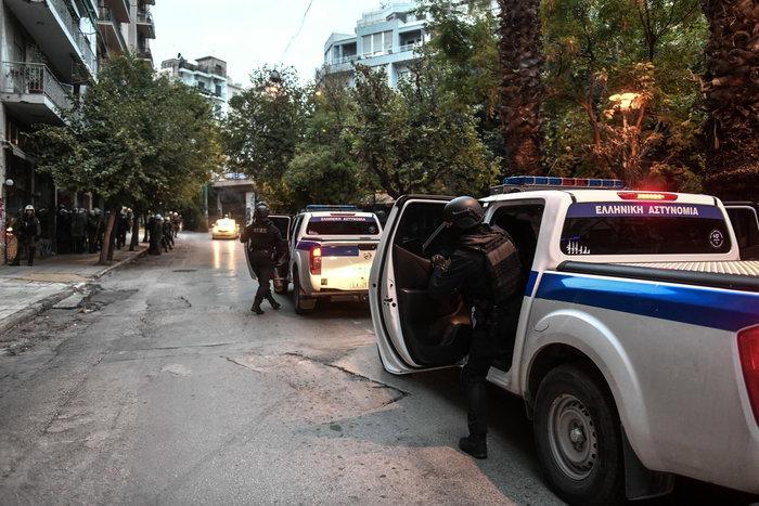 Πολυτεχνείο: Επτά συλλήψεις στα Εξάρχεια από την ΕΛΑΣ (φωτό) - εικόνα 8