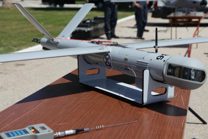 """""""Ιπτάμενη αστυνόμευση"""": Αυτά είναι τα drones της ΕΛΑΣ"""