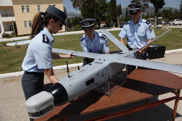 """""""Ιπτάμενη αστυνόμευση"""": Αυτά είναι τα drones της ΕΛΑΣ - εικόνα 3"""