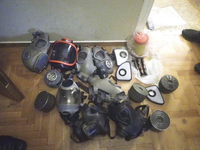 Τι βρήκε η ΕΛΑΣ στο διαμέρισμα - γιάφκα της Στουρνάρη