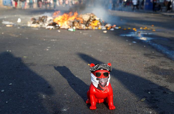 """Ενας μήνας από τη βίαιη """"αφύπνιση"""" της Χιλής - εικόνα 2"""