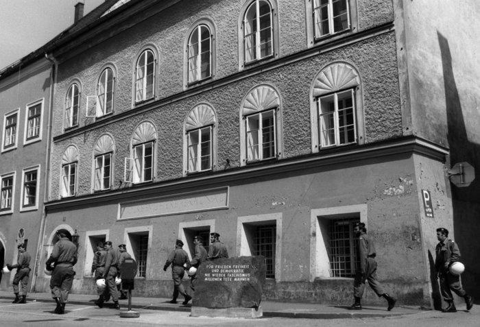 Τι θα γίνει το πατρικό σπίτι του Χίτλερ στην Αυστρία;