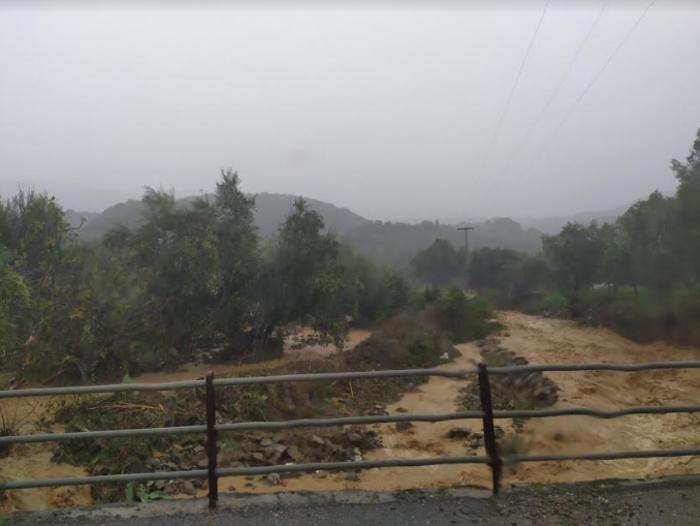 Ισχυρή καταιγίδα: «Πνίγηκε» η Μεσσηνία - Ενεργοποιήθηκε ο «Ξενοκράτης» - εικόνα 2