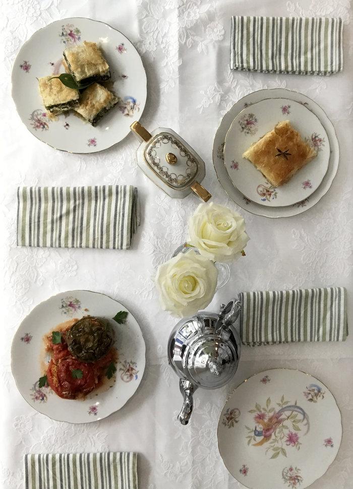 «Την ιδέα αυτή την είχα από πολύ μικρός όταν άρχισα να φέρνω φίλους στο σπίτι για φαγητό».