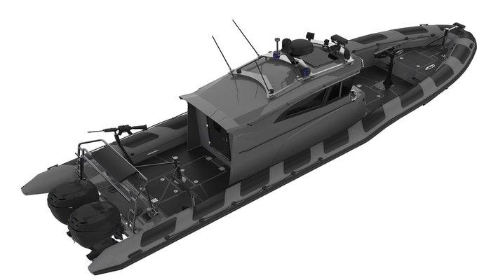 Αυτά είναι τα νέα φουσκωτά σκάφη που αποκτά το Λιμενικό - εικόνα 3