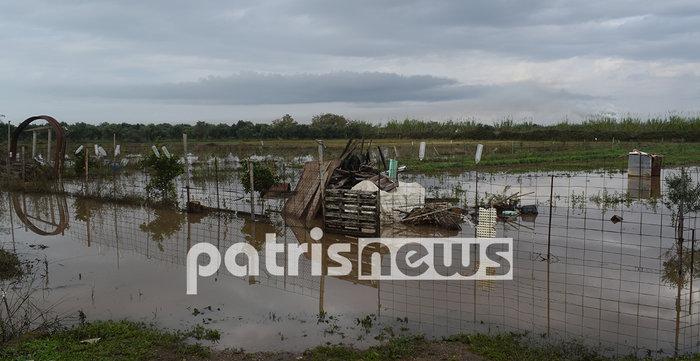 Καταστροφές από την κακοκαιρία - Ζημιές σε Ηλεία, Θάσο, Καβάλα - εικόνα 8
