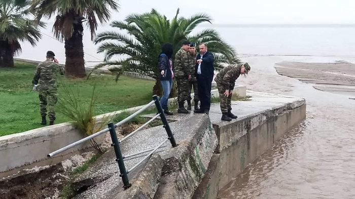 Απίστευτη καταστροφή στη Θάσο - Σε κατάσταση έκτακτης ανάγκης - εικόνα 6