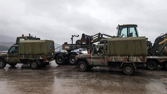 Απίστευτη καταστροφή στη Θάσο - Σε κατάσταση έκτακτης ανάγκης - εικόνα 7