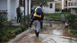 Ολυμπιάδα: Άμεσες ενέργειες ενόψει της νέας κακοκαιρίας