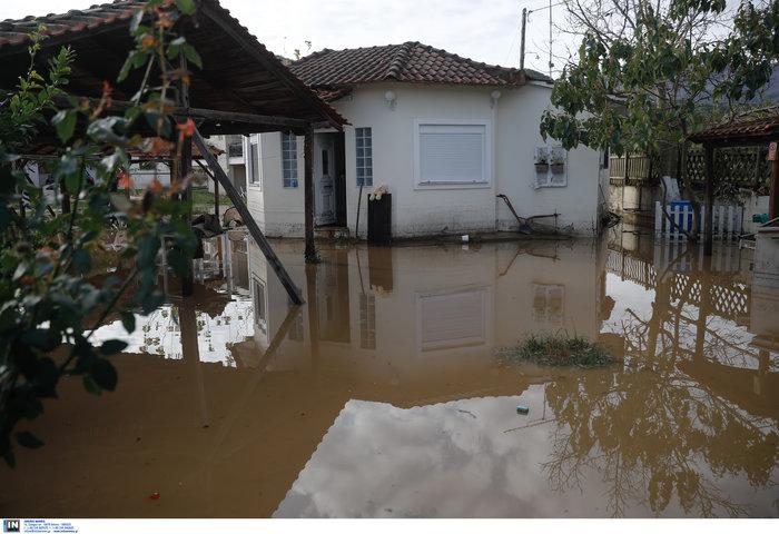 Χαλκιδική: Την «έπνιξε» η καταιγίδα - Τι είδαν οι υπουργοί - εικόνα 2
