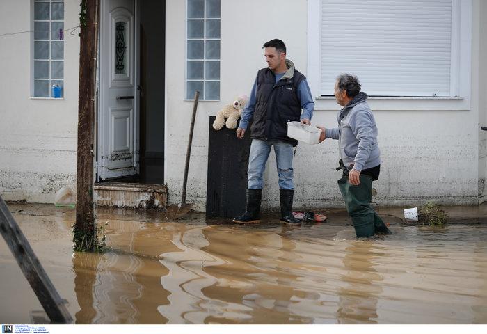 Χαλκιδική: Την «έπνιξε» η καταιγίδα - Τι είδαν οι υπουργοί - εικόνα 7