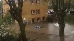 Σφοδρές καταιγίδες στη Γαλλία: Δύο νεκροί και δύο αγνοούμενοι