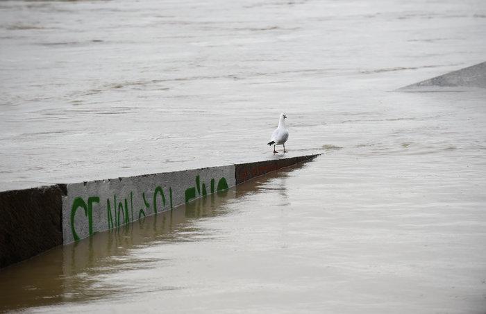 """""""Πνίγηκαν"""" από τις πλημμύρες Γαλλία και Ιταλία (φωτό) - εικόνα 6"""