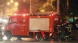 Φωτιά σε σπίτι στο Λαύριο: Νεκρή εντοπίστηκε μια γυναίκα
