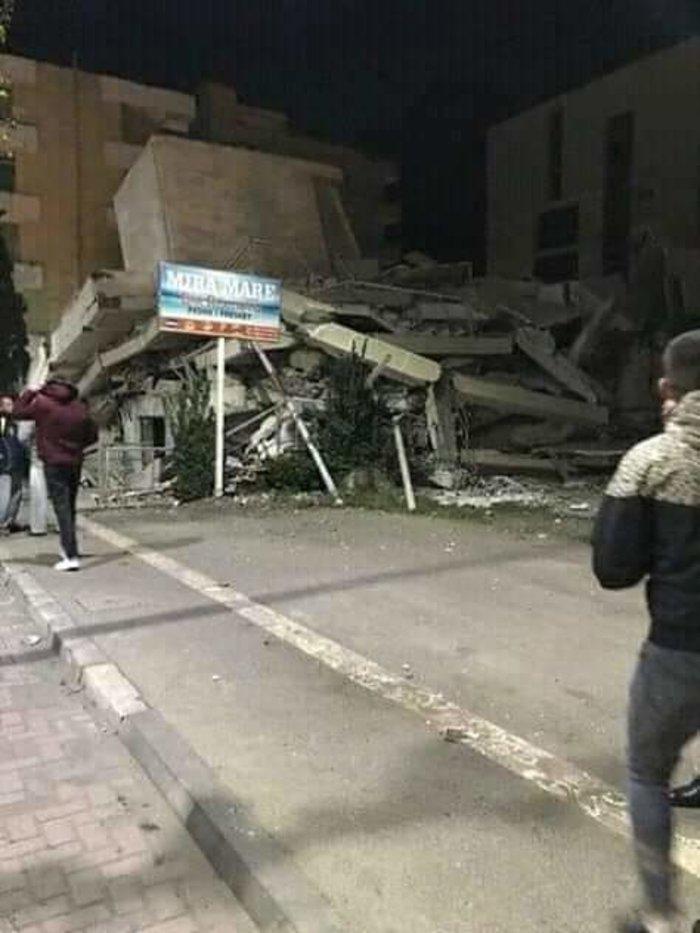 Δέκα νεκροί και εκατοντάδες τραυματίες από τα 6,4 Ρίχτερ στην Αλβανία - εικόνα 5