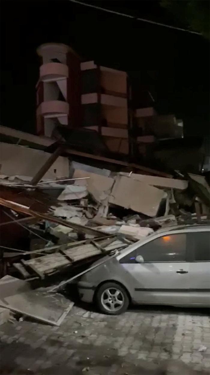 Δέκα νεκροί και εκατοντάδες τραυματίες από τα 6,4 Ρίχτερ στην Αλβανία - εικόνα 2