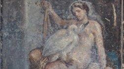 Η εξαίσια ερωτική τοιχογραφία της Πομπηίας ανοίγει στο κοινό [εικόνες]