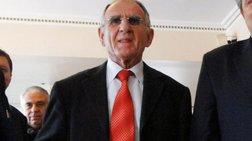 Ο διοικητής νοσοκομείου ετών 80...υπέβαλε την παραίτησή του στον Κικίλια