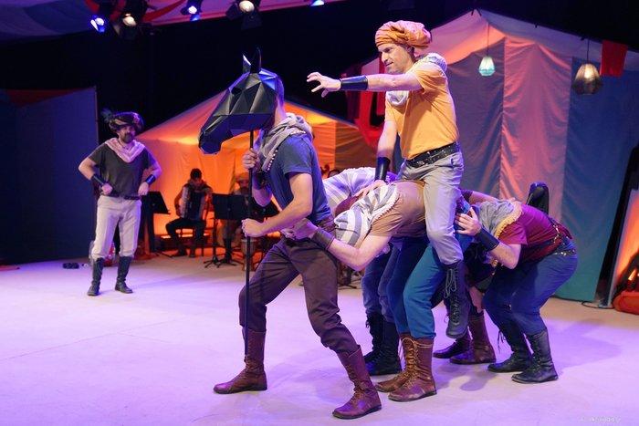 Το φτερωτό άλογο είναι η πιο επιτυχημένη παιδική παράσταση