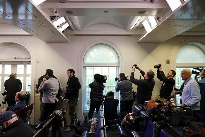 Συναγερμός σε Λευκό Οίκο και Καπιτώλιο λόγω ύποπτου αεροπλάνου