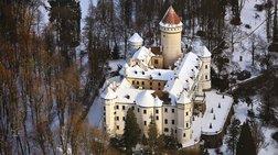 Η έκθεση με τα ωραιότερα κάστρα της Τσεχίας στο Μ. Κακογιάννης