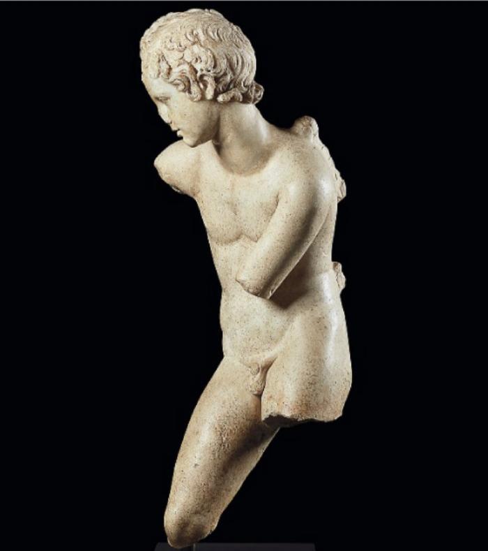 Ο Έλληνας «Ιντιάνα Τζόουνς» στα ίχνη ενός κλεμμένου ...Έρωτα - εικόνα 2