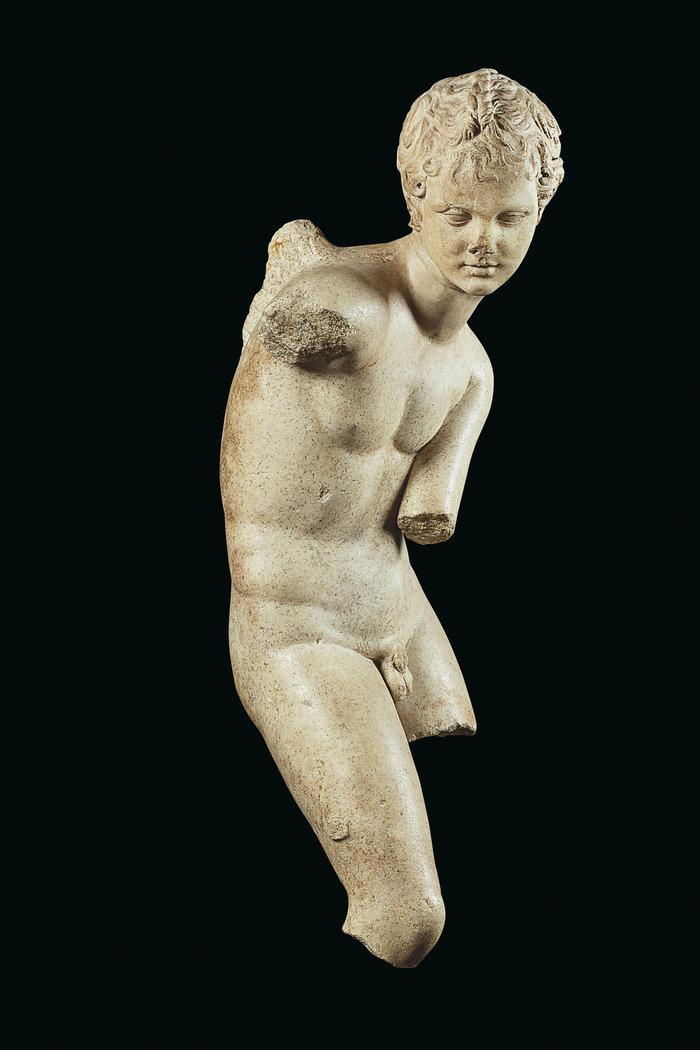 Ο Έλληνας «Ιντιάνα Τζόουνς» στα ίχνη ενός κλεμμένου ...Έρωτα - εικόνα 3