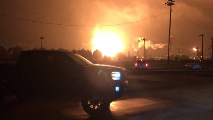 Τέξας: Εκρηξη σε εργοστάσιο χημικών - Εκκενώνεται η περιοχή