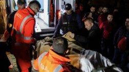 Επίσημο: Τα ονόματα των 28 νεκρών του σεισμού στην Αλβανία