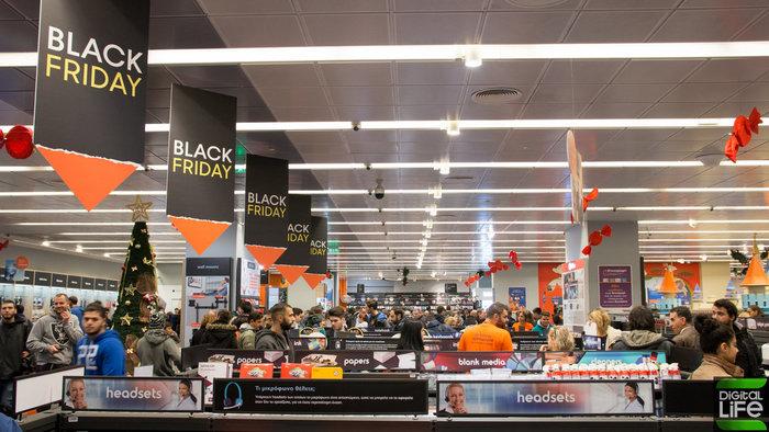 Black Friday : Η αντίστροφη μέτρηση για τις προσφορές άρχισε - εικόνα 3