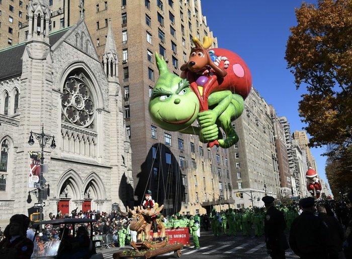 Η παρέλαση της Ν. Υόρκης