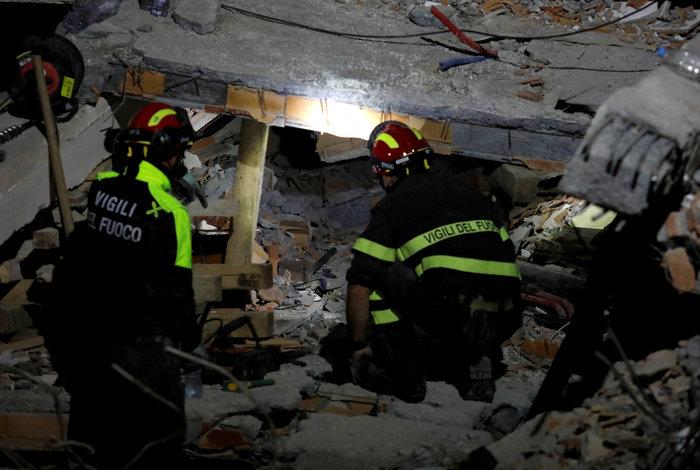Αλβανία: 47 νεκροί, 900 τραυματίες, 2.000 διαλυμένα σπίτια