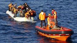 Άλλοι 128 μετανάστες έφτασαν σε Σαμοθράκη, Λέσβο και Χίο