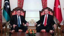 Πανηγυρίζουν στην Τουρκία για το deal Ερντογάν με Λιβύη