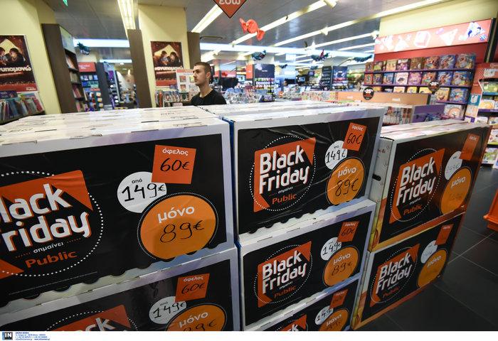 Σε ρυθμούς Black Friday η αγορά - Γιατί φέτος δεν είχαμε ουρές; - εικόνα 15