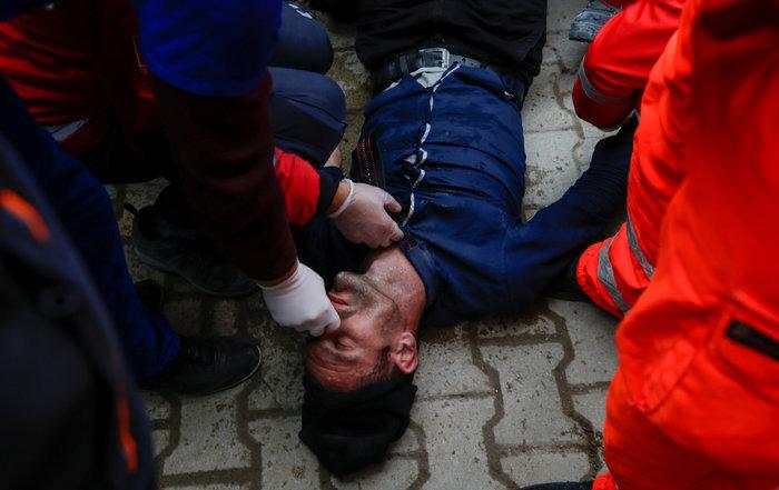 Tραγωδία χωρίς τέλος: Εφτασαν τους 50 οι νεκροί στην Αλβανία