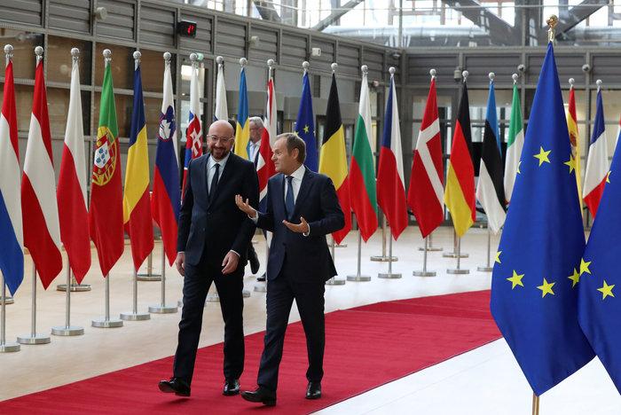 Ευρωπαϊκό Συμβούλιο: Παραδίδει την σκυτάλη στον Μισέλ ο Τουσκ