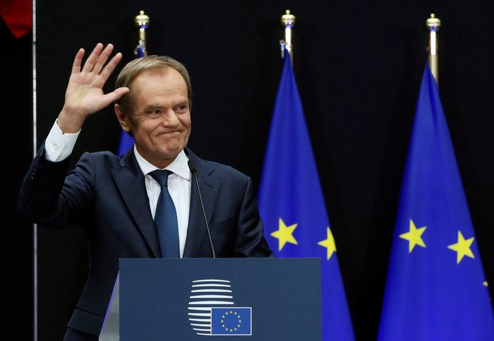 Ευρωπαϊκό Συμβούλιο: Παραδίδει την σκυτάλη στον Μισέλ ο Τουσκ - εικόνα 3