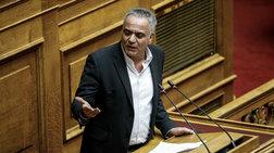 """Διεύρυνση και όχι μετατόπιση του ΣΥΡΙΖΑ """"βλέπει"""" ο Σκουρλέτης"""