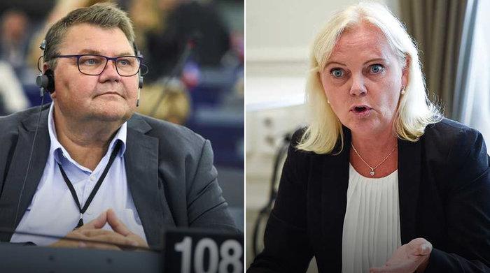 Σεξουαλική παρενόχληση ευρωβουλευτή σε ευρωβουλευτίνα