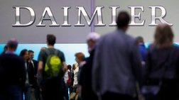 Περικοπή 10.000 θέσεων εργασίας σχεδιάζει η Daimler
