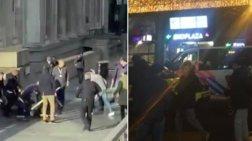Συναγερμός σε Χάγη και Λονδίνο μετά από 2 επιθέσεις με μαχαίρι