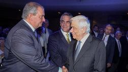 Η μυστική επίσκεψη Παυλόπουλου στον Καραμανλή με το βλέμμα στην Προεδρία