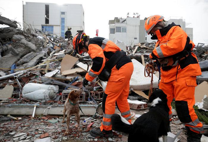 Σεισμός Αλβανία: Στους 51 οι νεκροί - Ευχαριστώ του Ράμα στην ΕΜΑΚ